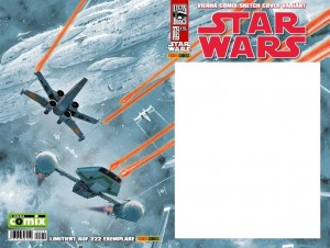 Star Wars #116 Sketch Edition Variant Cover