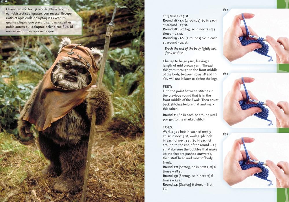 Star Wars Crochet Verspricht Machtvollen Häkelspaß Jedi Bibliothek