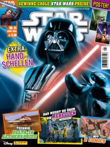 Star Wars Magazin #1 (17.04.2015)