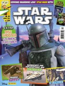 Star Wars Magazin #3 (22.07.2015)