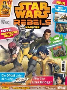Star Wars Rebels Magazin #1 (21.01.2015)