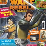 Star Wars Rebels Magazin #5 (13.05.2015)