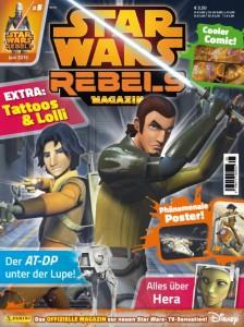 Star Wars Rebels Magazin #5 (13.05.2015)