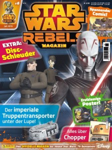 Star Wars Rebels Magazin #6 (10.06.2015)