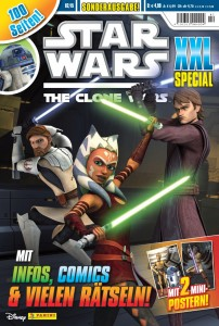 The Clone Wars - XXL Special 02/2015 (01.07.2015)