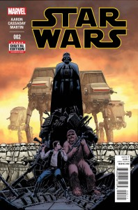 Star Wars #2 (John Cassaday Cover) (04.02.2015)