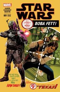 Star Wars #1 (Daniel Acuna Heroes & Fantasies Variant Cover) (14.01.2015)