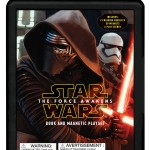 Star Wars: The Force Awakens: Book and Magnetic Playset (06.10.2015)