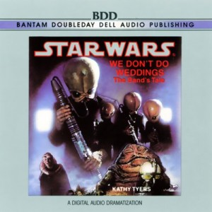 We Don't Do Weddings: The Band's Tale (1995, CD)