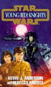 Young Jedi Knights Trilogy Boxed Set (1996)