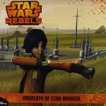 Star Wars Rebels: Property of Ezra Bridger (22.12.2014)