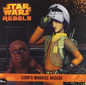Star Wars Rebels: Ezra's Wookiee Rescue (22.12.2014)