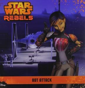 Star Wars Rebels: Art Attack (22.12.2014)