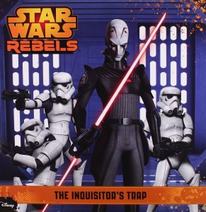Star Wars Rebels: The Inquisitor's Trap (22.12.2014)