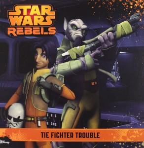 Star Wars Rebels: TIE Fighter Trouble (22.12.2014)