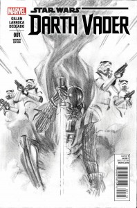 Darth Vader #1 (Alex Ross Sketch Variant Cover) (11.02.2015)