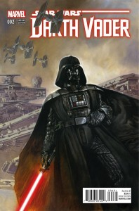 Darth Vader #2 (Dave Dorman Variant Cover) (25.02.2015)