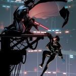 Darth Vader #3 (Salvador Larroca Variant Cover) (25.03.2015)