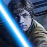 Magali Villeneuves Luke in Heir to the Jedi