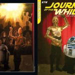 Journal of the Whills #76 (Cover & Backcover von Uwe Reber)