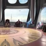 Der Jedi-Rat in Episode III