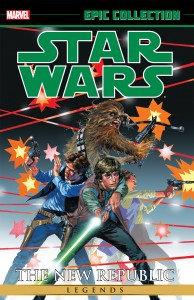 Star Wars Legends Epic Collection: The New Republic Volume 1 (26.05.2015)