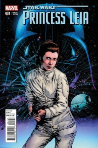Princess Leia #1 (Butch Guice Variant Cover) (04.03.2015)