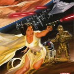 Princess Leia #1 (Alex Ross Variant Cover) (04.03.2015)