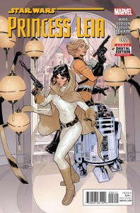 Princess Leia #2 (Terry Dodson Cover) (18.03.2015)