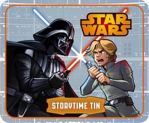 Star Wars Storytime Tin (BTMS Custom Pub) (13.07.2015)