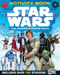 The Empire Strikes Back Activity Book (04.06.2015)
