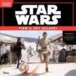 Finn & Rey Escape! (Includes Stickers!) (18.12.2015)