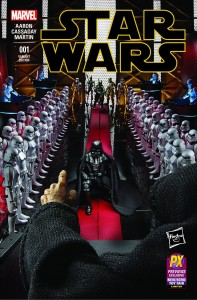 Star Wars #1 (Hasbro PX Variant Cover) (14.01.2015)