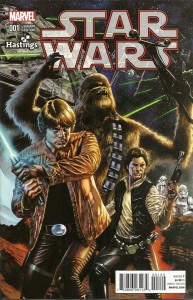 Star Wars #1 (Mico Suayan Hastings Variant Cover) (14.01.2015)