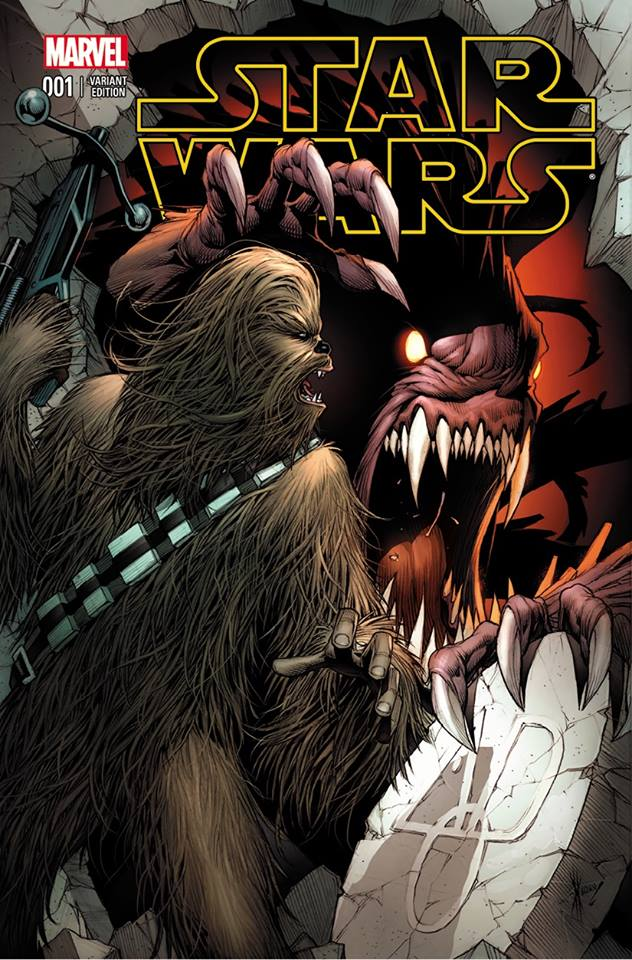 Star Wars #1 (Dale Keown AOD Collectables Variant Cover) (14.01.2015)
