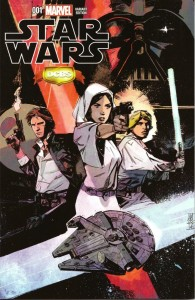 Star Wars #1 (Alex Maleev DCBS Variant Cover) (14.01.2015)