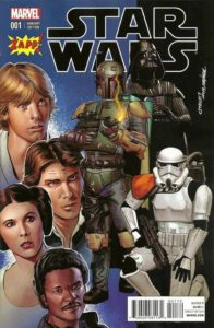 Star Wars #1 (Mike Mayhew ZAPP Comics Variant Cover) (14.01.2015)