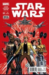 Star Wars #1 (3rd Printing) (25.02.2015)