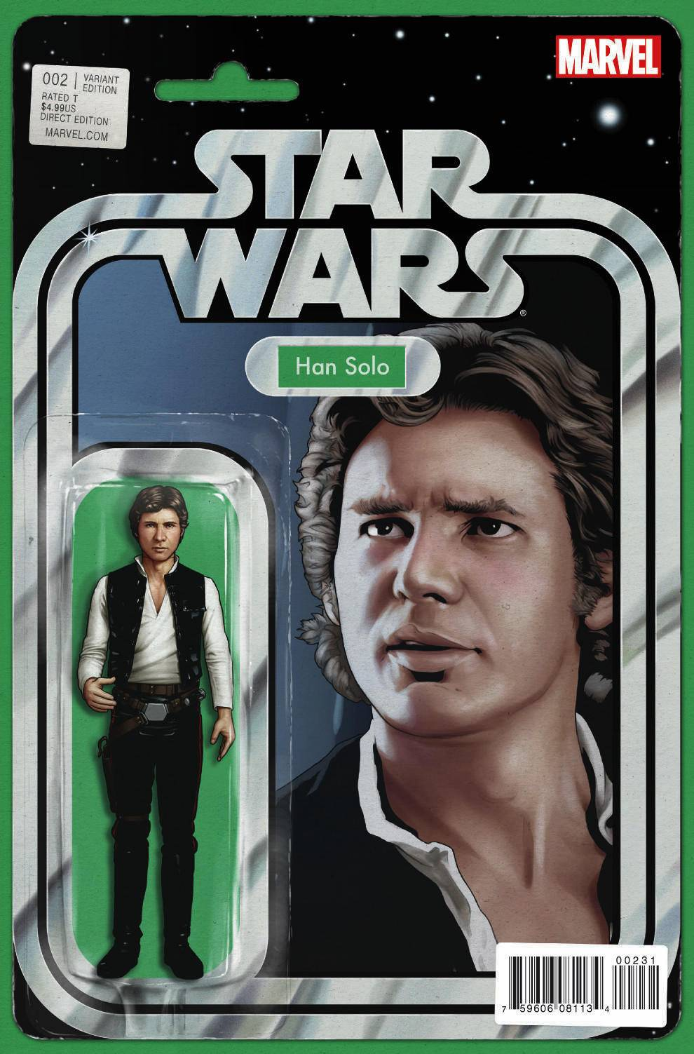 Star Wars #2 (Action Figure Variant Cover) (04.02.2015)