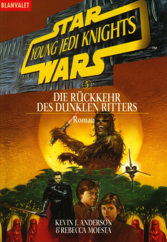 Young Jedi Knights 5: Die Rückkehr des Dunklen Ritters (01.08.1999)