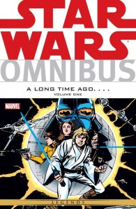 Star Wars Omnibus: A Long Time Ago... Volume 1 (08.01.2015)