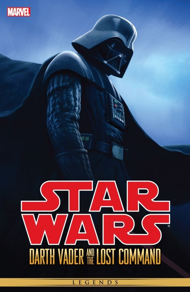 Darth Vader and the Lost Command (08.01.2015)