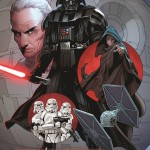 Darth Vader #1 (Greg Land Dynamic Forces Variant Cover) (11.02.2015)