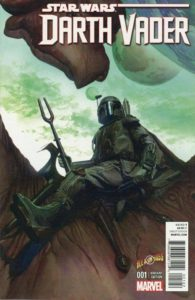 Darth Vader #1 (Alex Ross Store Variant Cover) (11.02.2015)
