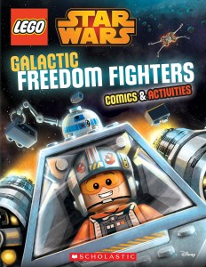 LEGO Star Wars: Galactic Freedom Fighters (25.08.2015)