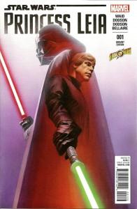 Princess Leia #1 (Alex Ross Store Variant Cover) (04.03.2015)
