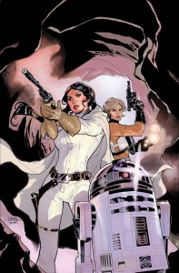<em>Princess Leia</em> #3 (April 2015)