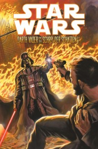 Darth Vader und der Schrei der Schatten, Teil 5 (Zwischencover)