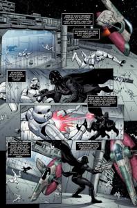 Das Attentat auf Darth Vader Seite 3