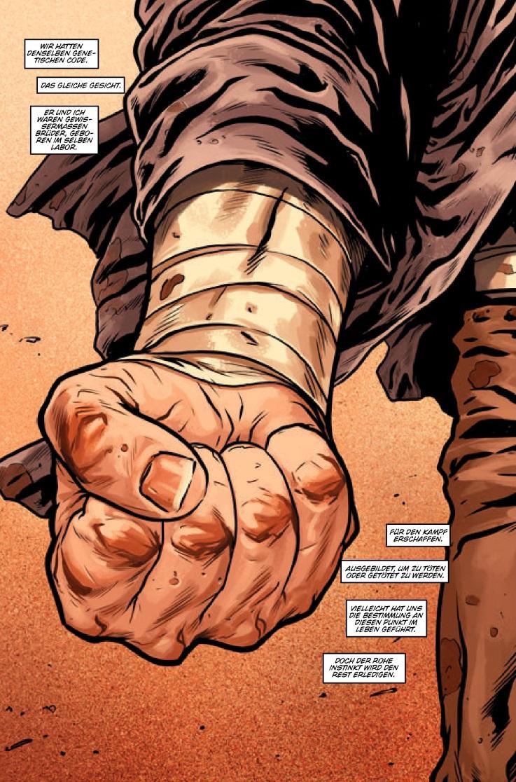 Darth Vader und der Schrei der Schatten, Teil 5 Seite 1